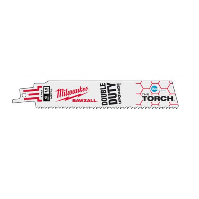 Полотно по металлу TORCH MILWAUKEE 150мм 48004782