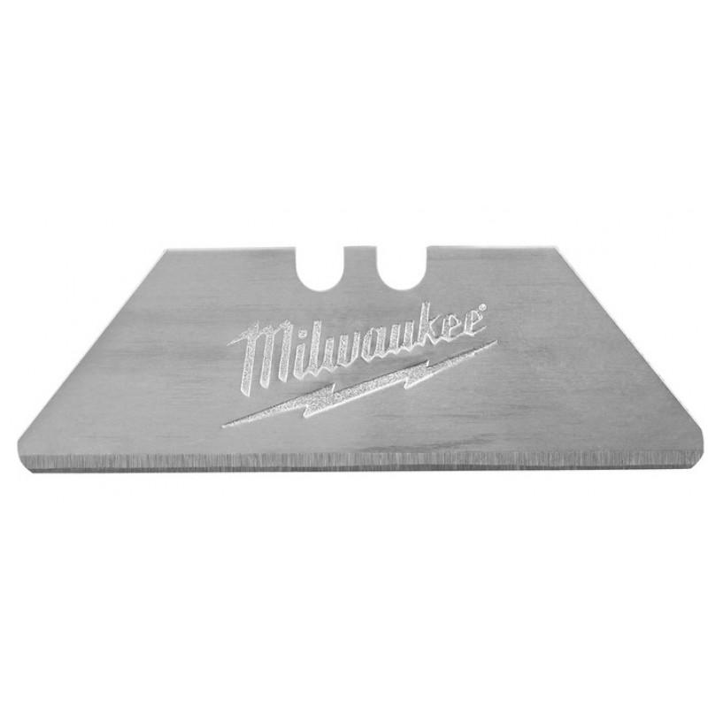Лезвия сменные трапециевидные MILWAUKEE закругленные 5 штук 48221934