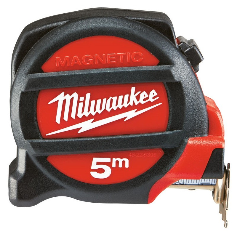 Рулетка MILWAUKEE Magnetic Tape 5 м 48225305
