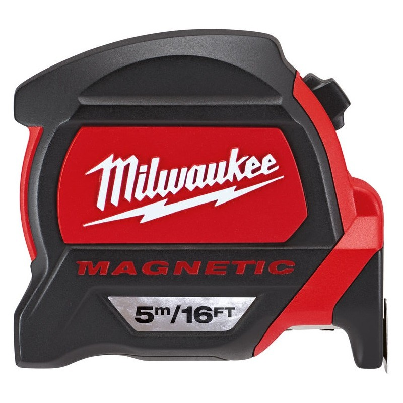 Рулетка MILWAUKEE Magnetic Tape Premium 5 м/16