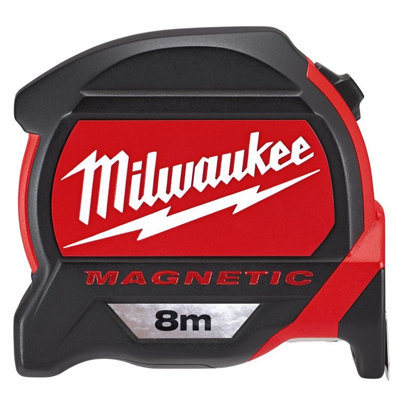 Рулетка MILWAUKEE Magnetic Tape Premium 8 м 48227308