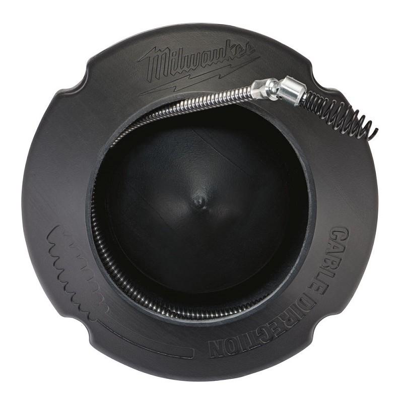 Трос с барабаном для прочистной машины 8 мм MILWAUKEE 48532582