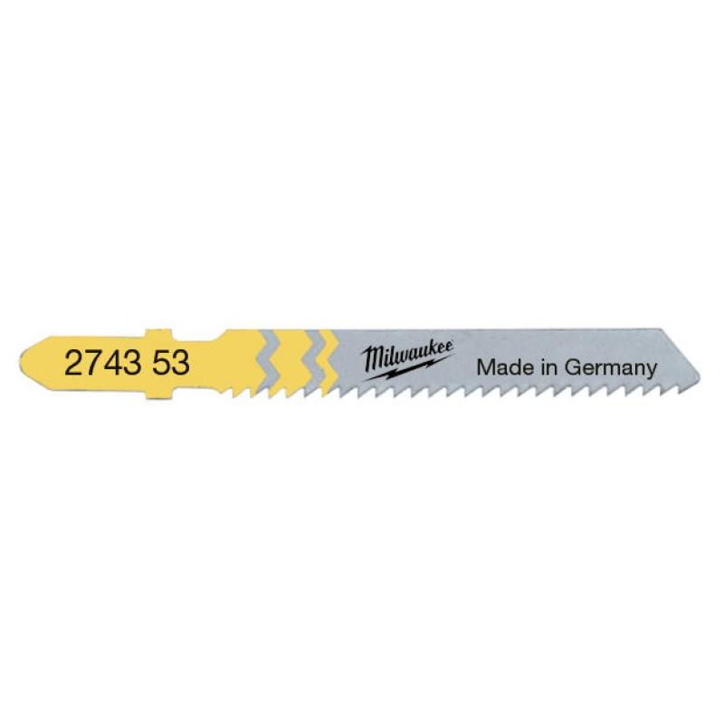 Полотно стандартное 50х2 мм T 119 B MILWAUKEE 4932274353