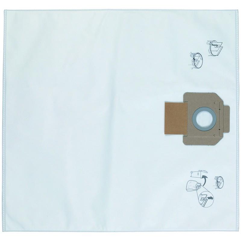 Фильтр-мешок флисовый 50 л 5 шт MILWAUKEE 4932352308
