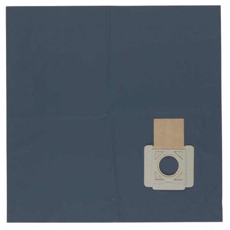 Фильтр-мешок пластиковый 30 л 5 шт (пвх) MILWAUKEE 4932352309