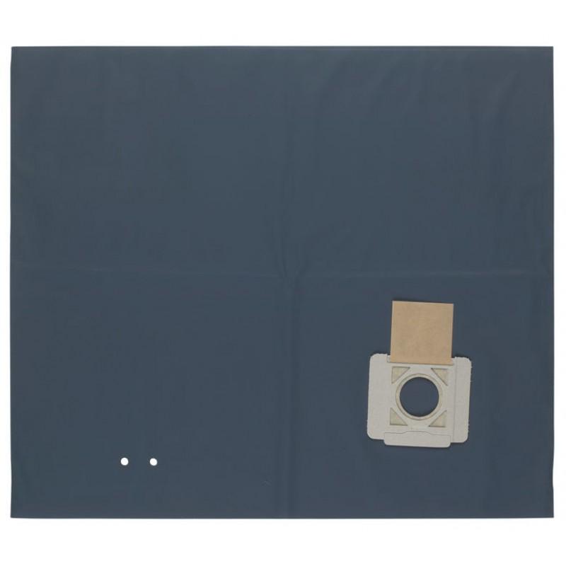Фильтр-мешок пластиковый 50 л 5 шт (пвх) MILWAUKEE 4932352310