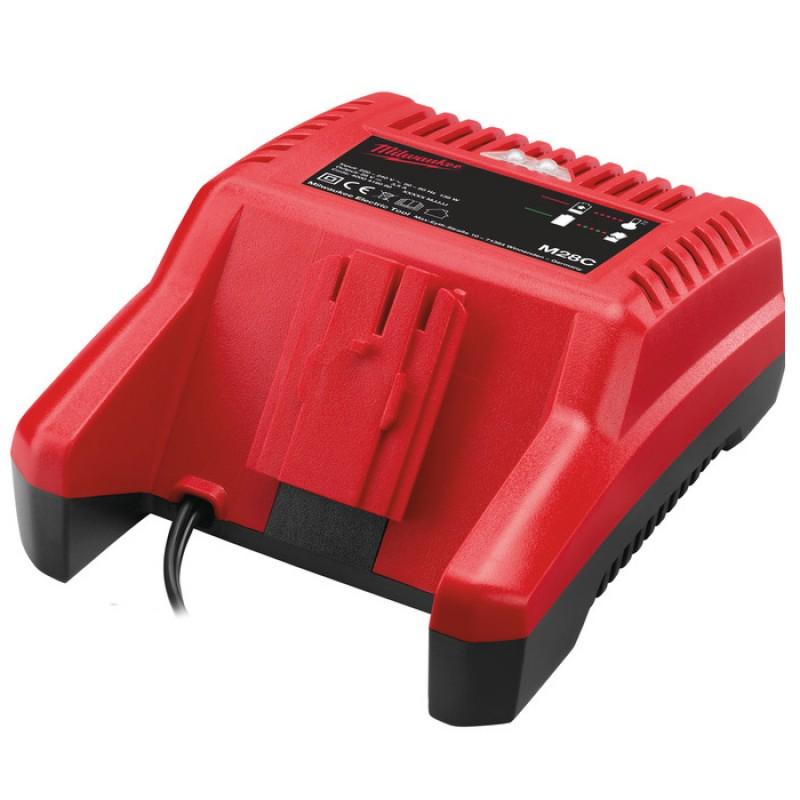 Зарядное устройство MILWAUKEE M28C 4932352524