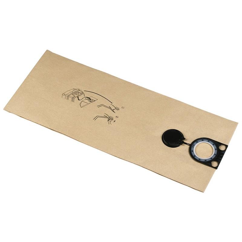 Фильтр-мешок бумажный 5 шт MILWAUKEE 4932373621