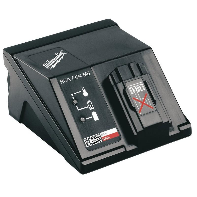 Зарядное устройство MILWAUKEE RCA 7224 MB 4932386670