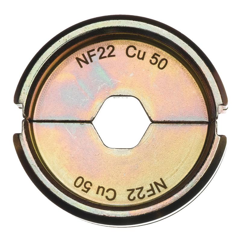 Матрица для обжимного инструмента MILWAUKEE NF22 Cu 50 4932451736