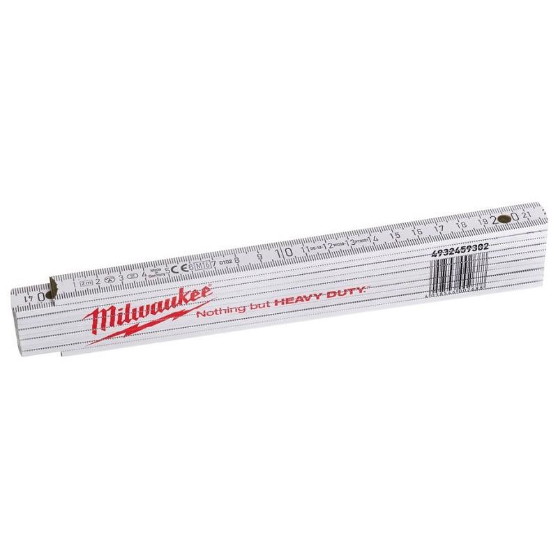 Складной метр деревянный MILWAUKEE 4932459302