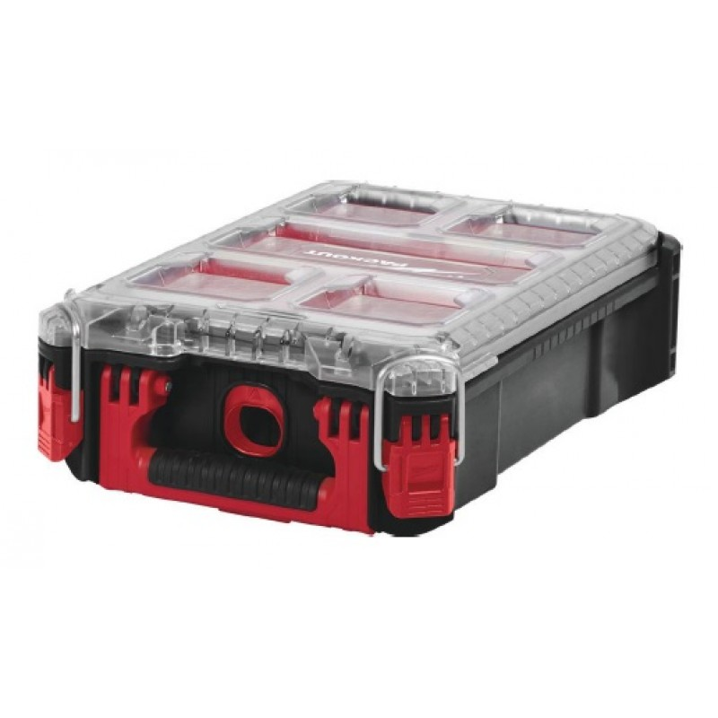 Компактный органайзер MILWAUKEE PACKOUT™ Compact Organiser 4932464083