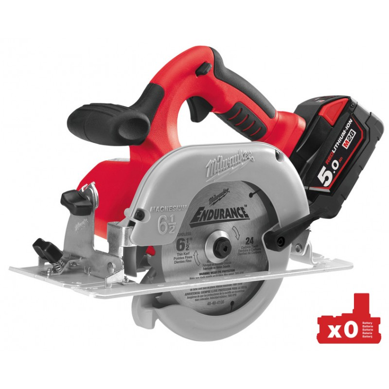 Циркулярная пила MILWAUKEE M28 HD28 CS-0 4933419022