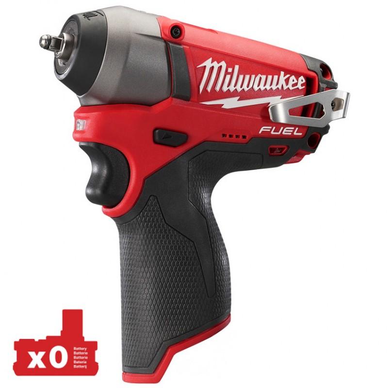 Импульсный гайковерт MILWAUKEE 1/4'' M12 CIW14-0 4933440455
