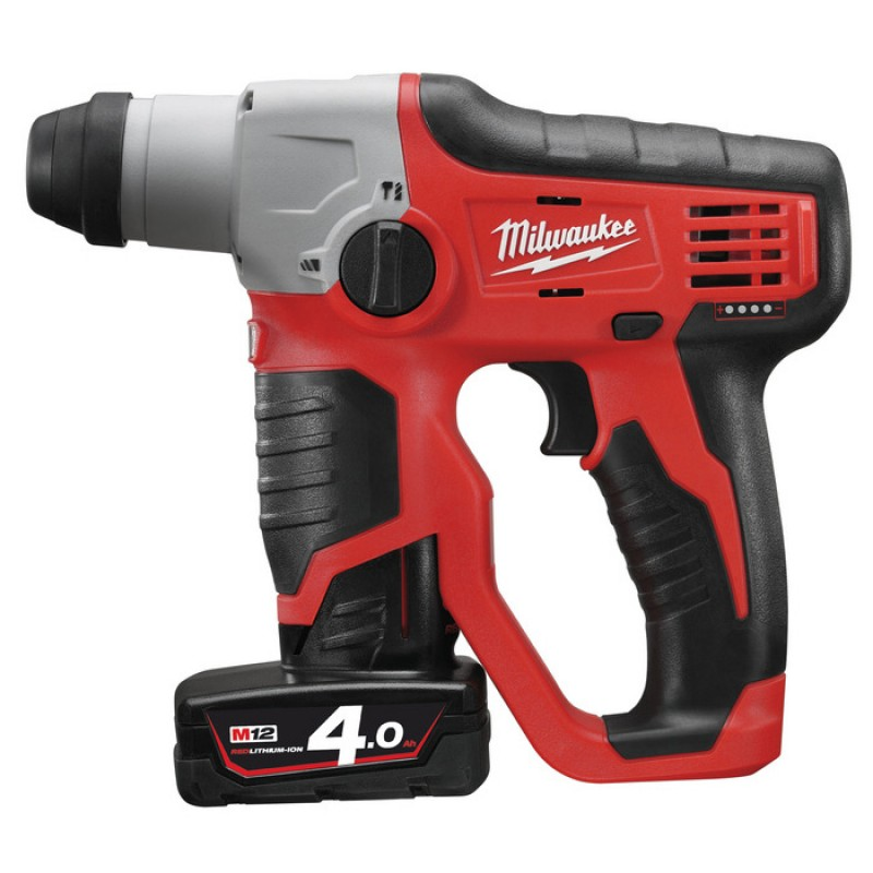 Аккумуляторный перфоратор MILWAUKEE SDS-Plus M12 H-202C 4933431340