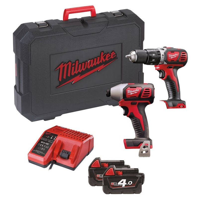 Набор MILWAUKEE M18 BPP2C-402C 4933443552