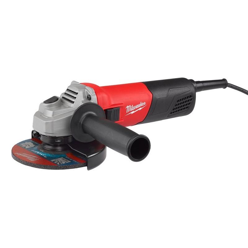 Углошлифовальная машина MILWAUKEE 115 мм AG 800-115 E 4933451210