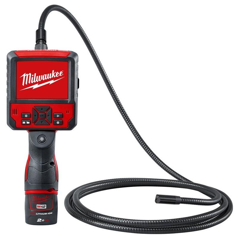 Аккумуляторная цифровая камера MILWAUKEE M - SPECTOR FLEX M12 IC AV3-201C 4933451367