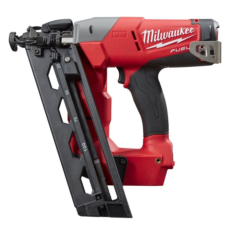 Гвоздезабиватель 16 GA с наклонным магазином MILWAUKEE M18 FUEL CN16GA-0 4933451569