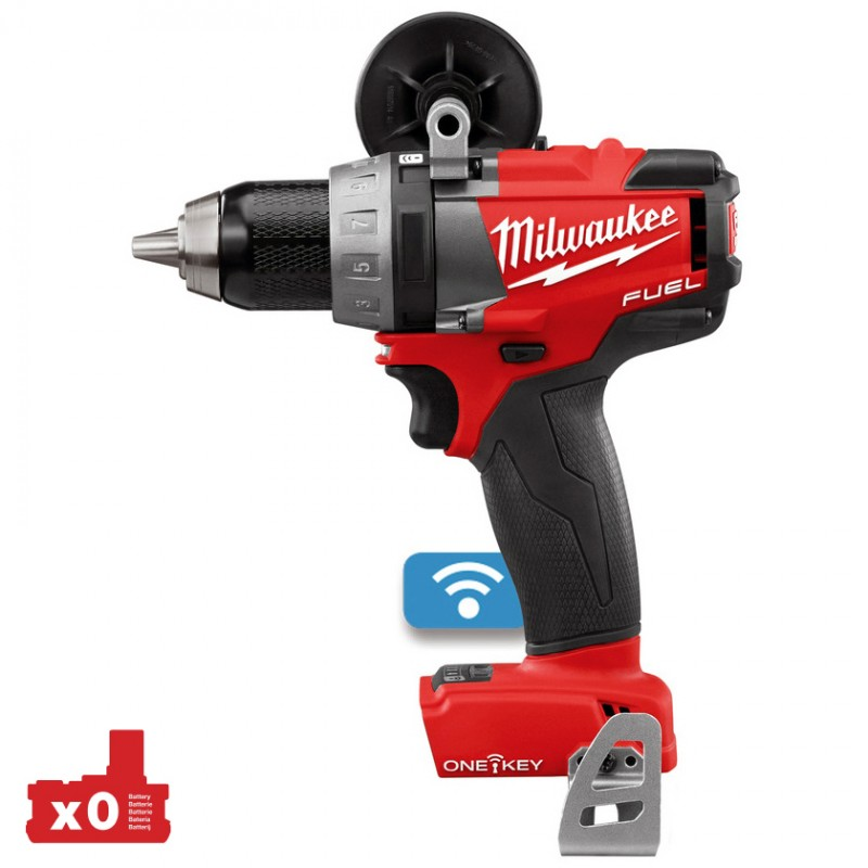 Дрель - шуруповерт MILWAUKEE M18 FUEL ONEDD-0X ONE-KEY 4933451911