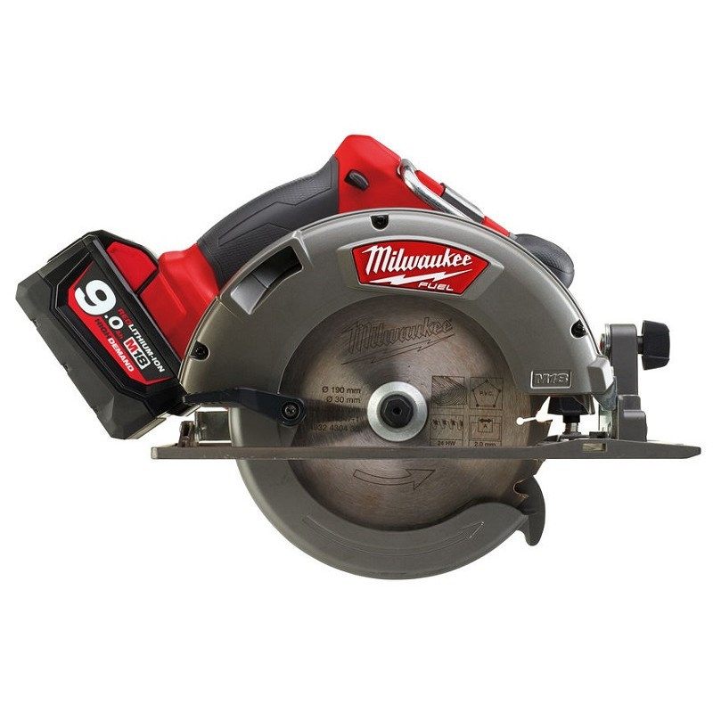 Циркулярная пила MILWAUKEE M18 FUEL CCS66-902X 4933459221