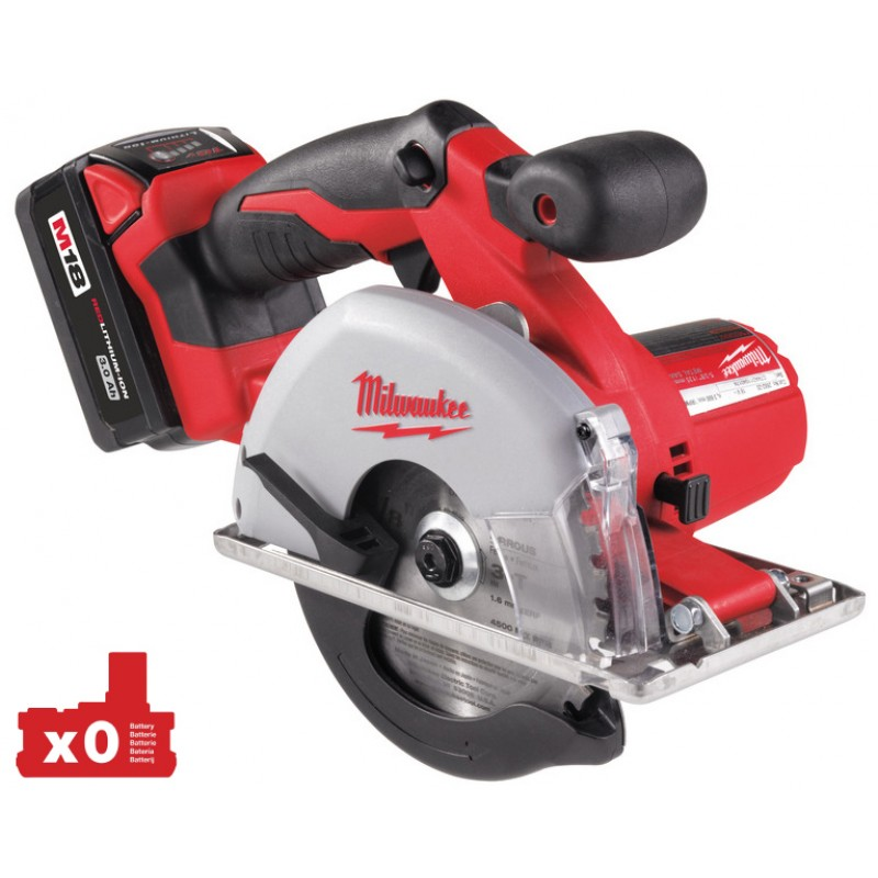 Циркулярная пила MILWAUKEE M18 по металлу HD18 MS-0 4933427187