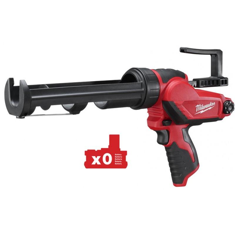 Пистолет для герметика MILWAUKEE M12 PCG/310C-0 310 мл 4933441783