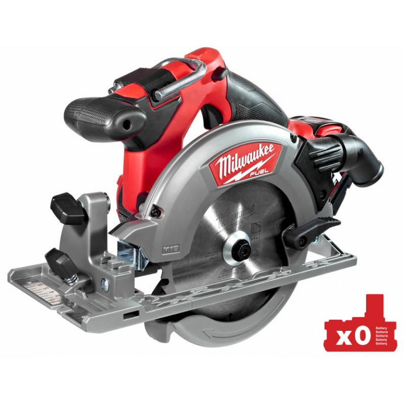 Ручная циркулярная пила MILWAUKEE M18 FUEL CCS55-0 4933446223