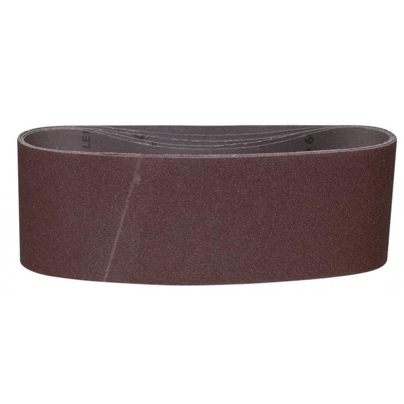 Шлифовальная лента MILWAUKEE 100х620 зерно 80 5 шт 4932341612