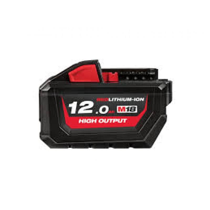 Аккумулятор MILWAUKEE M18 НВ12 12.0 AЧ  4932464260