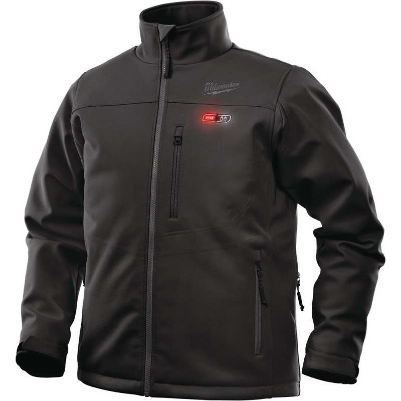 Куртка с электроподогревом MILWAUKEE M12 HJ BL3-0 (M) черная 4933451587
