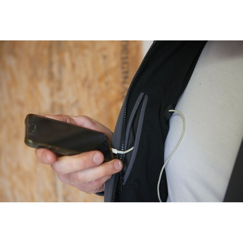 Куртка с электроподогревом MILWAUKEE M12 HJ GREY3-0 (2XL) серая 4933451595