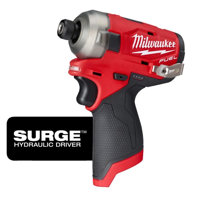 Импульсный винтоверт Milwaukee SURGE M12 FUEL FQID-0 4933464972