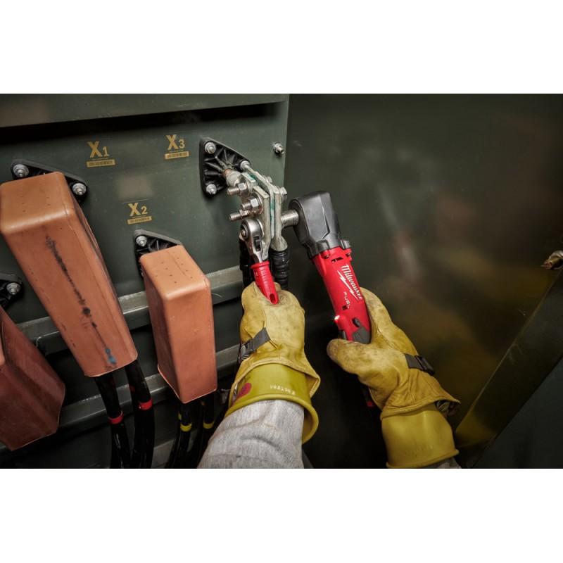 Аккумуляторный угловой ударный гайковерт MILWAUKEE M12 FUEL FRAIWF12-0 4933471699