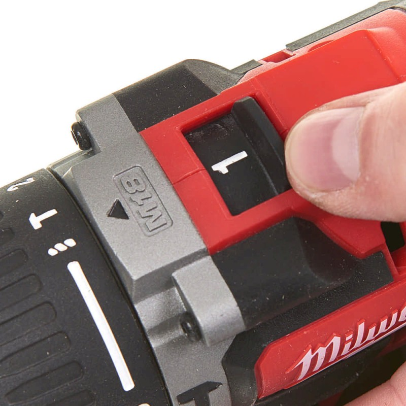 Дрель Ударная MILWAUKEE M18 CBLPD-202C 4933464320