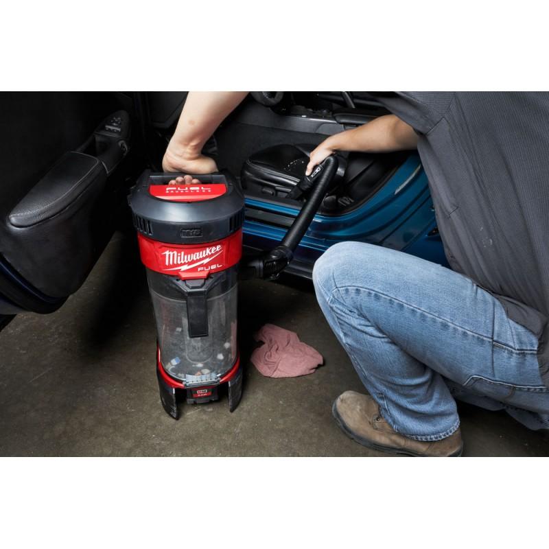 Аккумуляторный ранцевый пылесос Milwaukee M18 FBPV-0 4933464483
