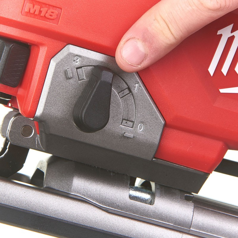 Аккумуляторный лобзик MILWAUKEE M18 FUEL FJS-0X 4933464726