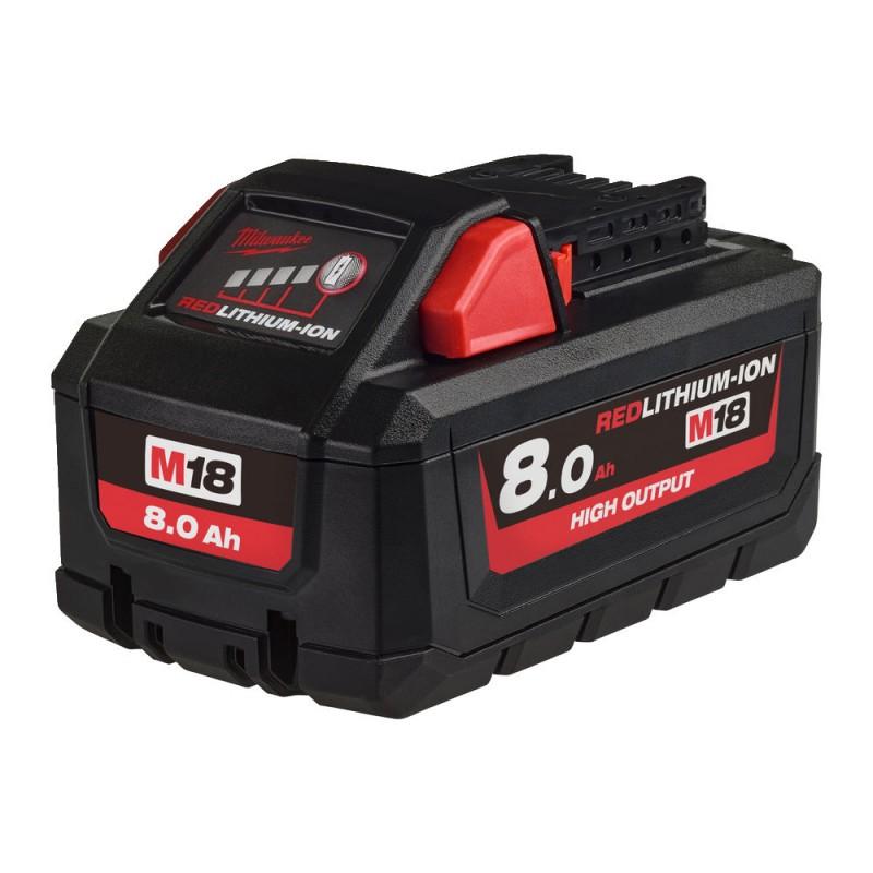 Аккумулятор MILWAUKEE M18 HB8 8.0 Ач 4932471070