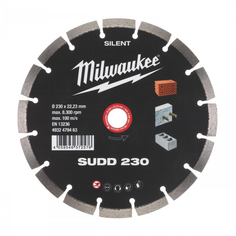 Алмазный диск SUDD 230 (1 шт)