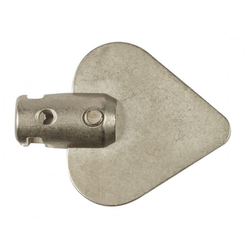 Лопаточный наконечник Milwaukee 25 мм для  M18PF 48532683