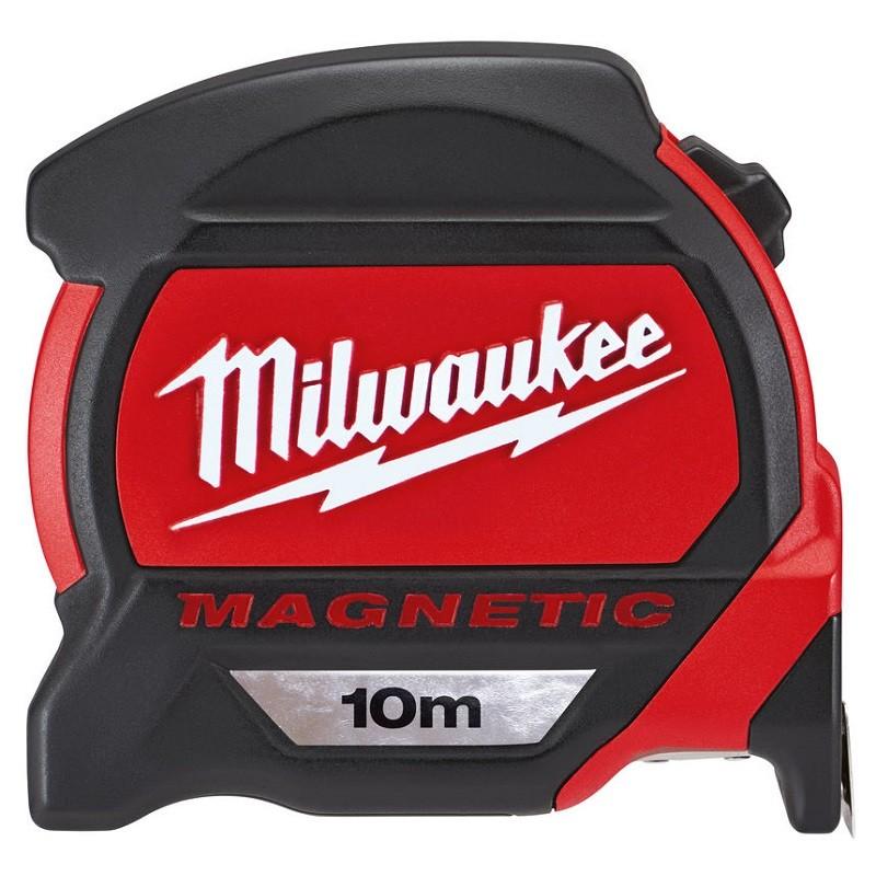 Рулетка MILWAUKEE Magnetic Tape Premium 10 м 48227310