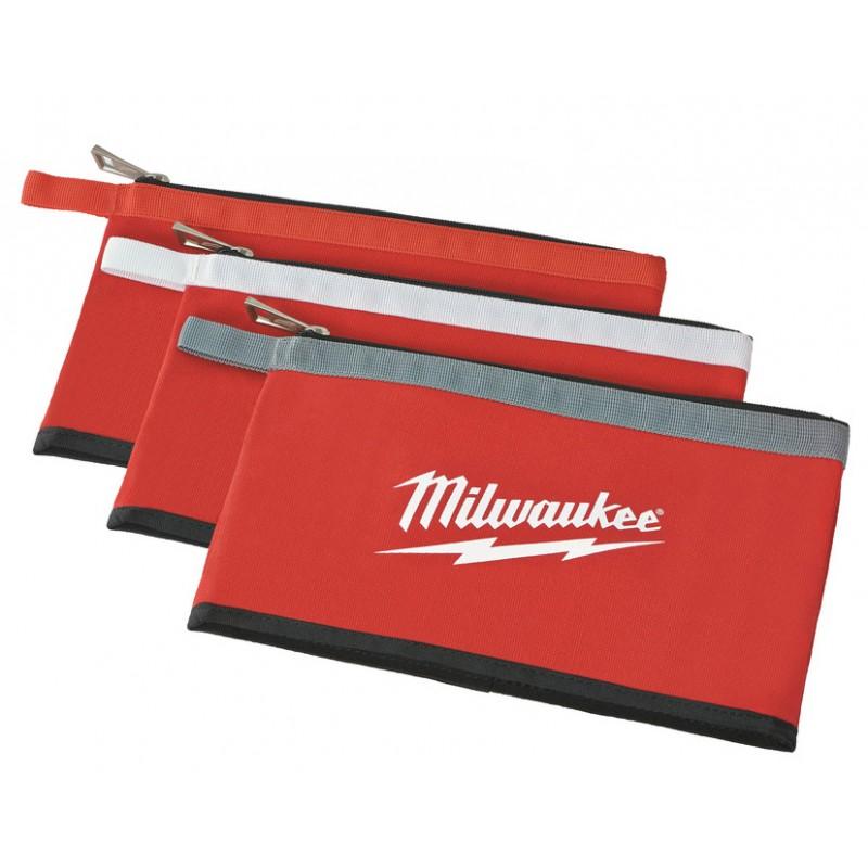 Сумка MILWAUKEE на молнии 3 шт 48228193
