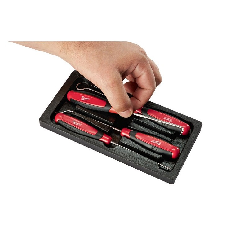 Набор крюков и шил 4 шт. MILWAUKEE 48229215