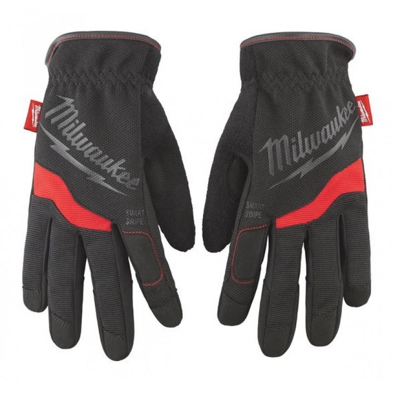 Перчатки мягкие MILWAUKEE FREE-FLEX 9/L 48229712