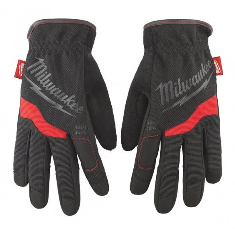 Перчатки мягкие MILWAUKEE FREE-FLEX 10/XL 48229713