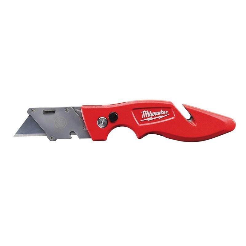 Нож MILWAUKEE выкидной многофункциональный 48229901