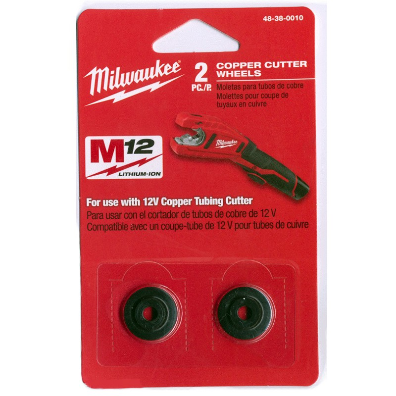 Диски сменные для трубореза MILWAUKEE 48380010