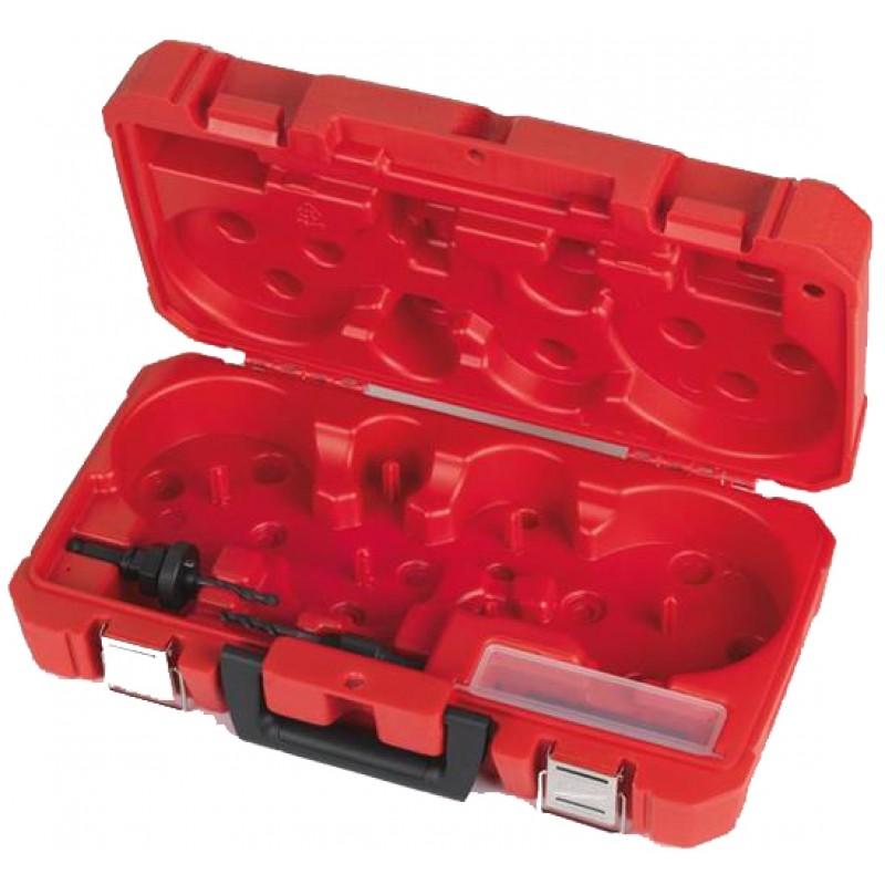 Набор коронок биметаллических Hole Dozer BMC MILWAUKEE 4932430327