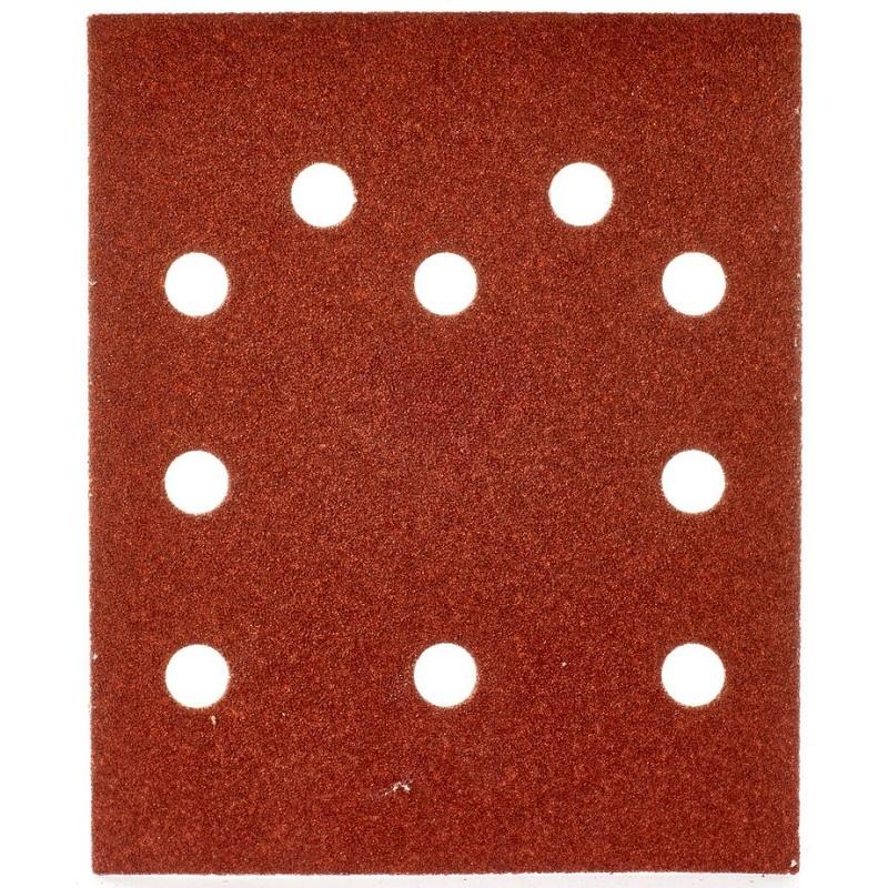 Шлифовальная бумага MILWAUKEE 115 х 140 мм, зерно 80 4932430820