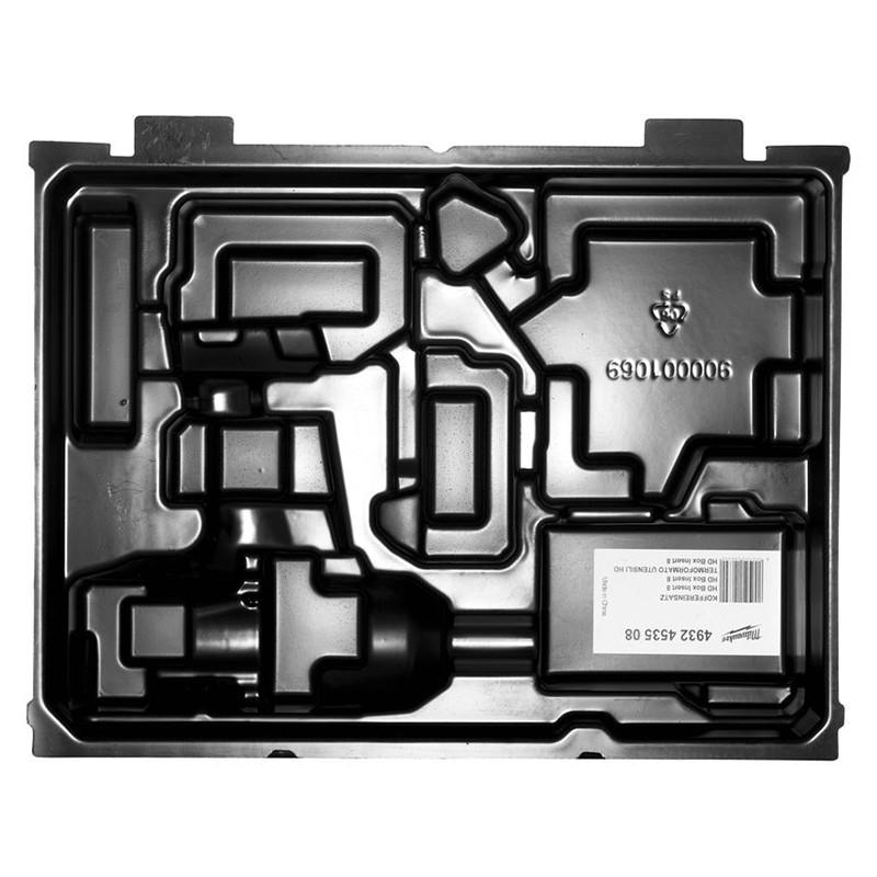 Вставка №8 для кейса HD Box MILWAUKEE 4932453508